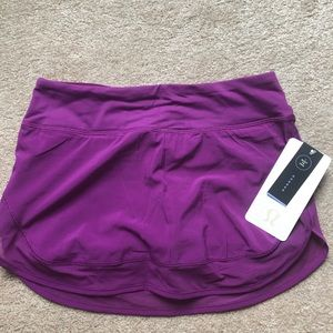 Lululemon Hotty Hot Skirt II